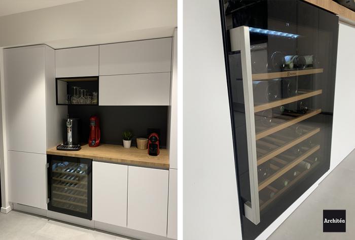 cuisine rénovation d'une cuisine à lyon par Architéa 69 Lyon Ouest