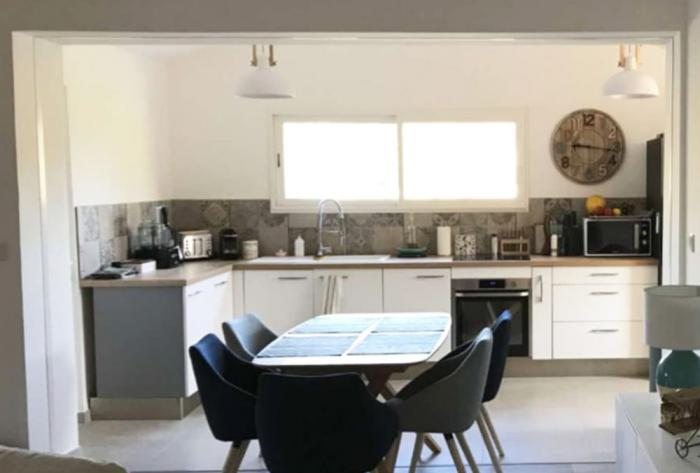 cuisine transformation garage en cuisine à montpellier par Architéa 34 L'Hérault