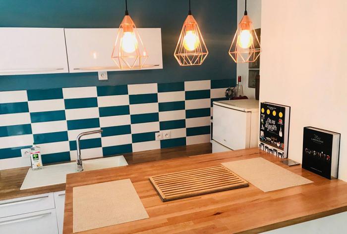 cuisine réalisation cuisine à nice par Architéa 06 Alpes-Maritimes Est
