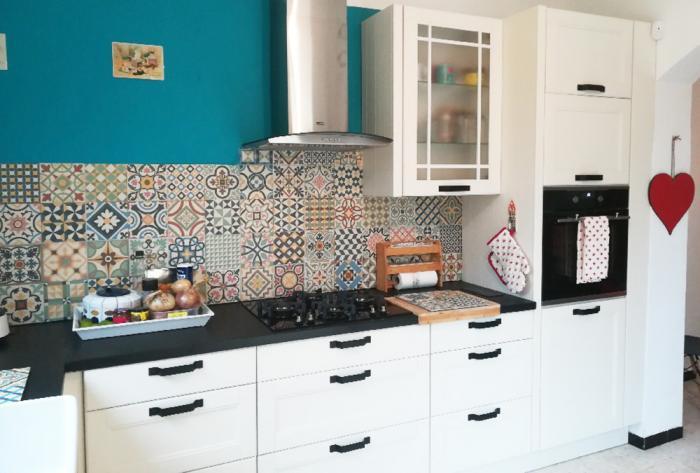 cuisine réalisation cuisine à st laurent de la salanque par Architéa Architea France