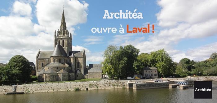 Ouverture officielle de l'agence de Laval | architecture d'interieur,aménagement,rénovation,ouverture architéa