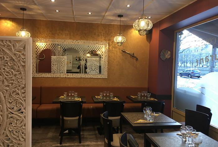chr rénovation d'un restaurant à caen par Architéa 14 Calvados