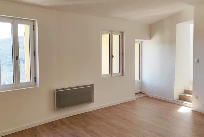 rénovation rénovation appartement au bar-sur-loup par Architéa 06 Alpes-Maritimes Est