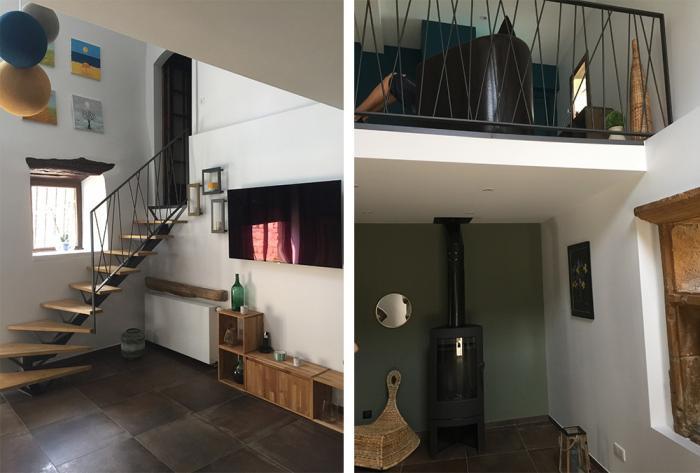 rénovation rénovation d'une pièce de vie à tarare par Architéa 69 Lyon Ouest