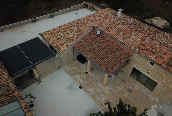 extérieur aménagement extérieur près de montpellier par Architéa 34 L'Hérault