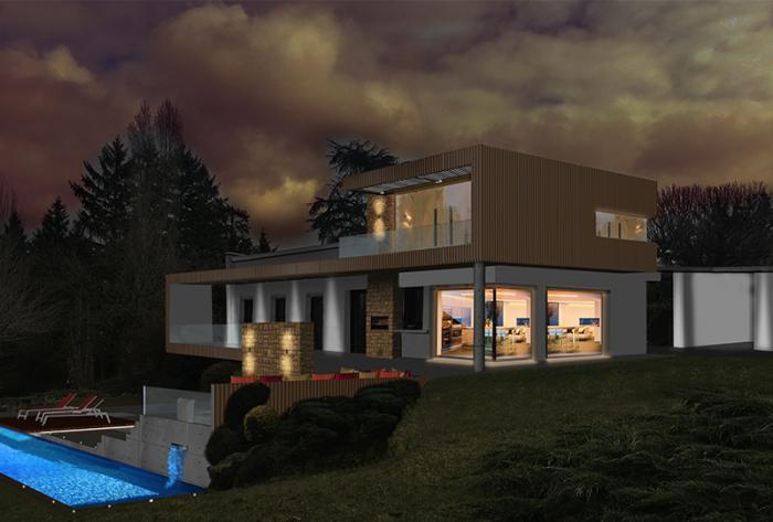 agrandissement etude d'un agrandissement-rénovation à lyon par Architéa 69 Lyon Ouest