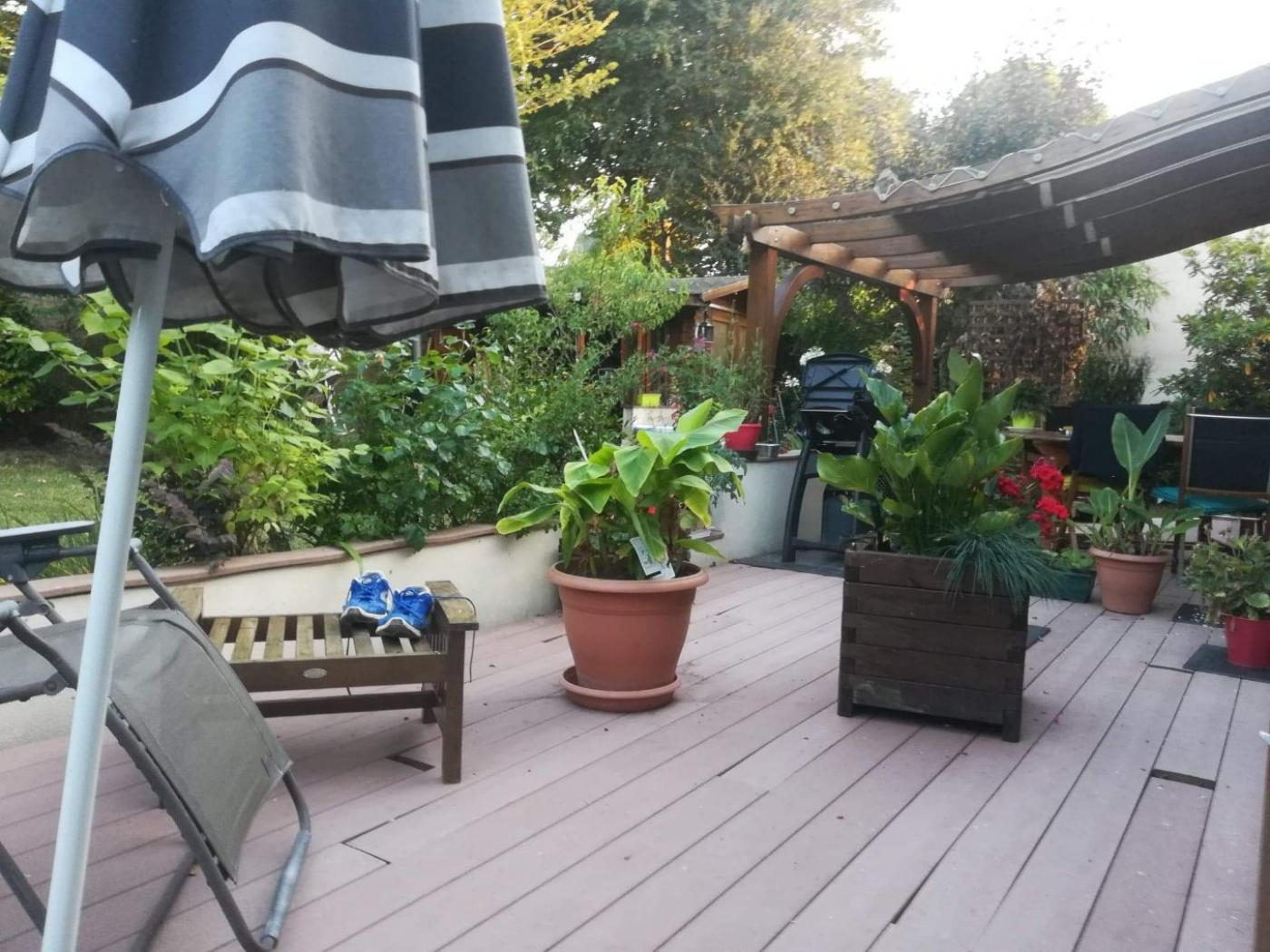 terrasse avant travaux