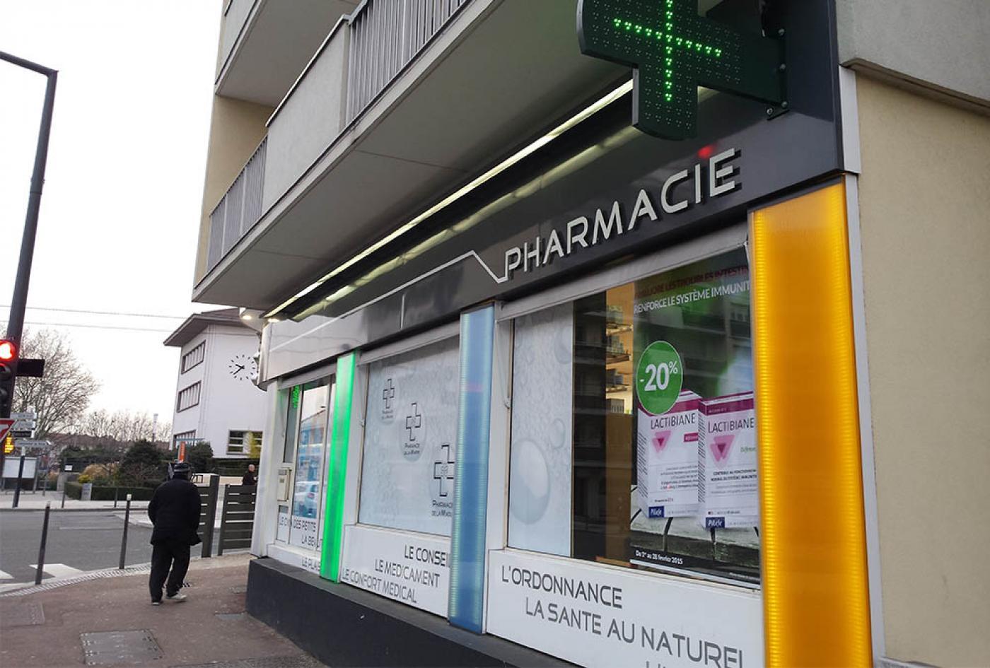 renovation pharmacie lyon