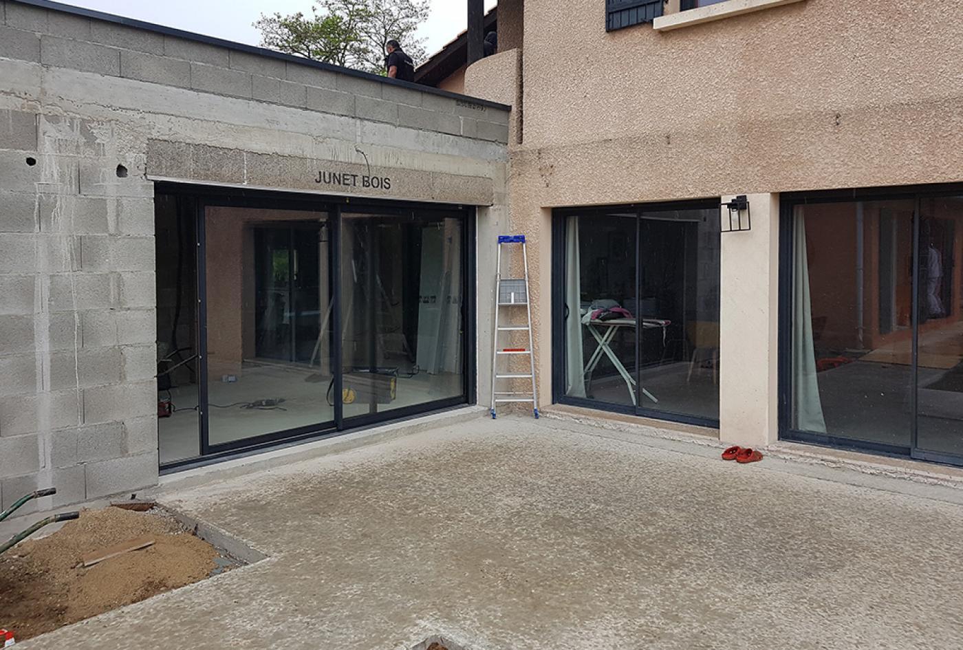 extension de terrasse lyon
