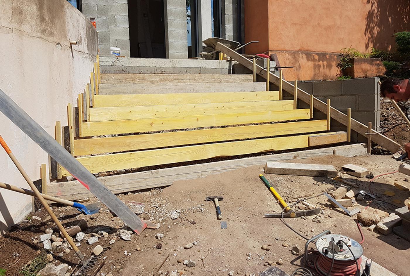 travaux extension maison rhone