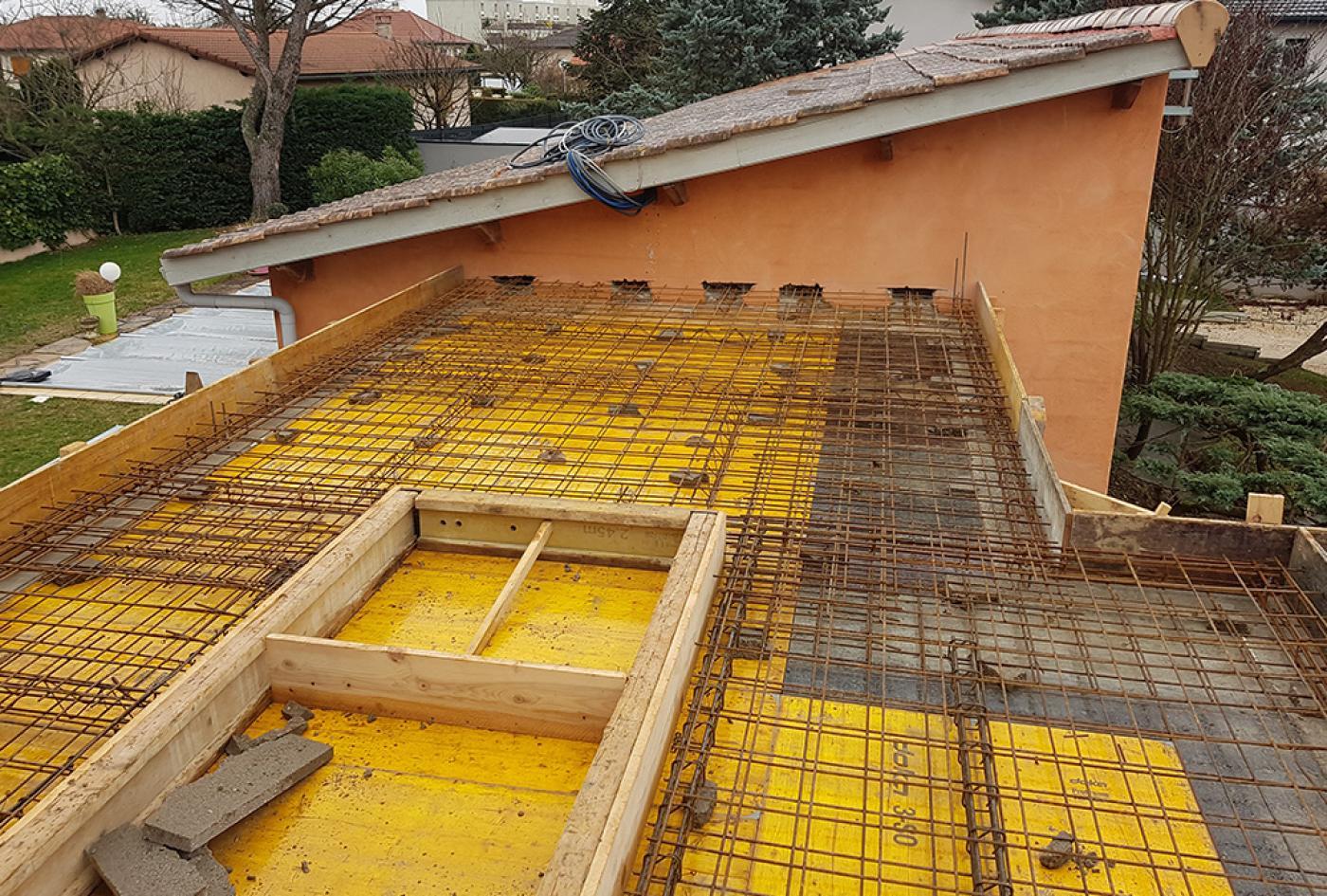 extension toit terrasse lyon
