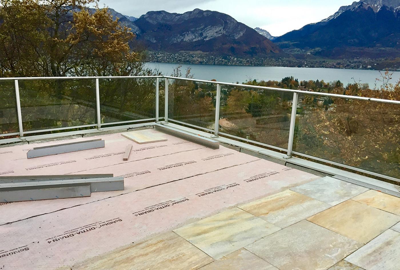 rénovation terrasse clés en main haute savoie