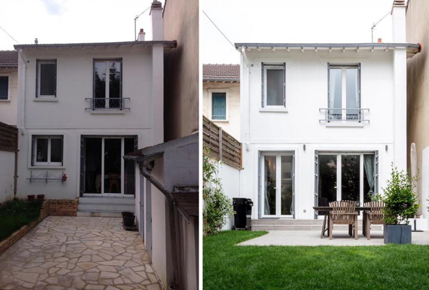 rénovation façade grenoble