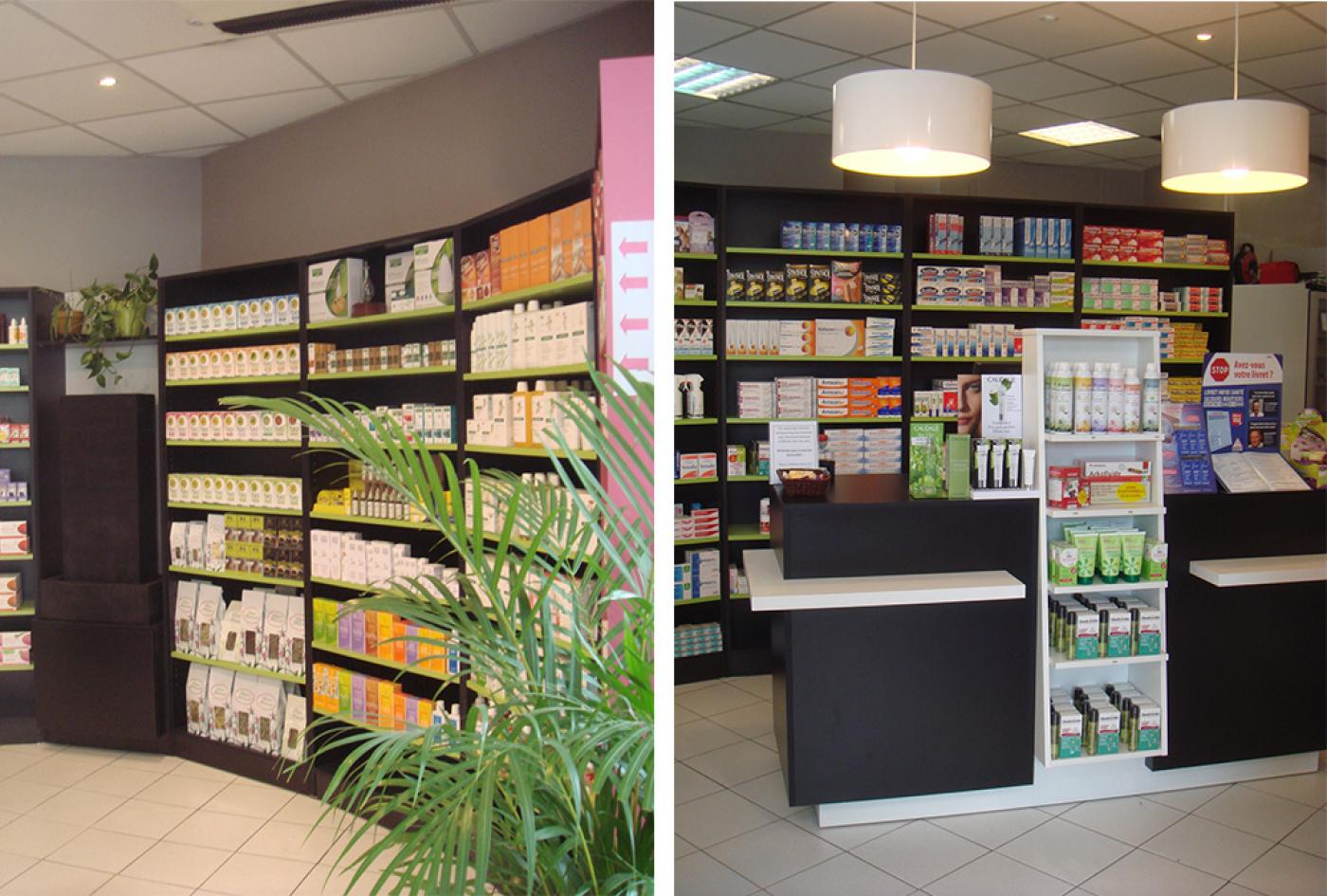 rénovation pharmacie lyon