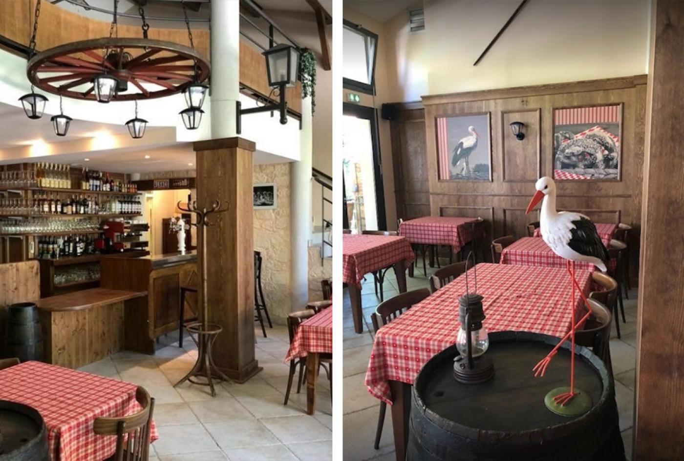 aménagement restaurant