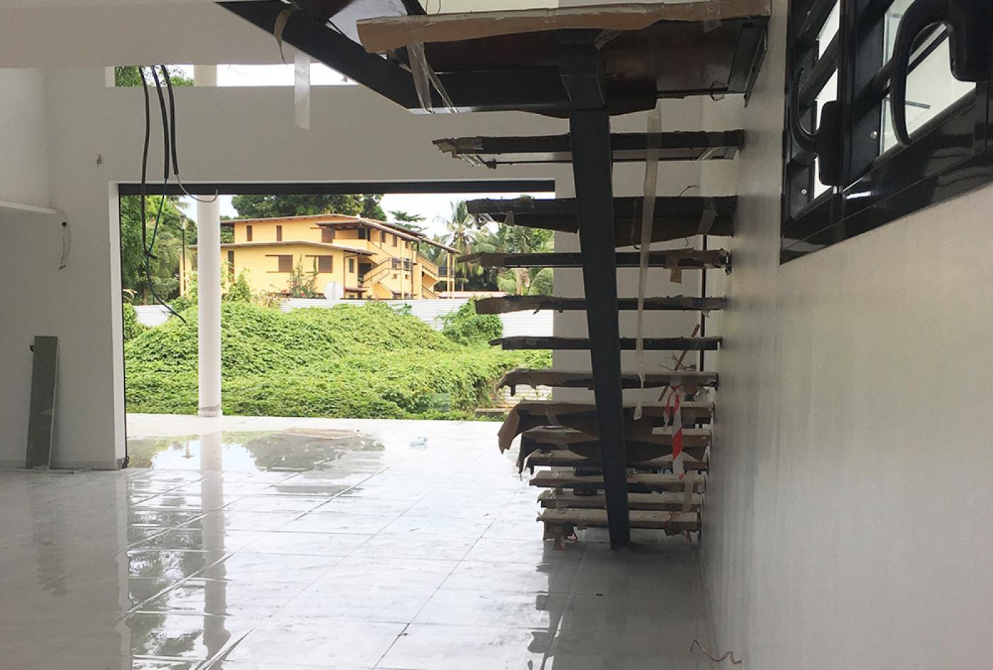 architecture intérieure Guyane