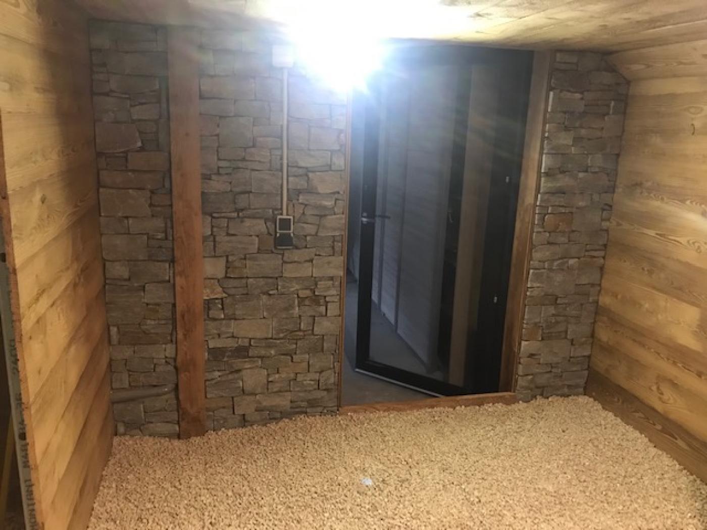 rénovation cave à vin Annecy