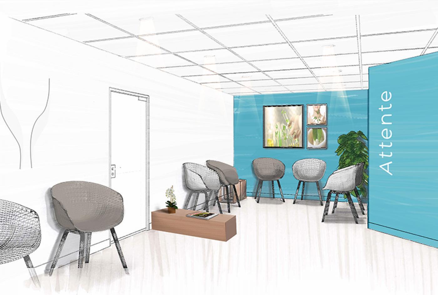 rénovation laboratoire médical clé en main rhone-alpes
