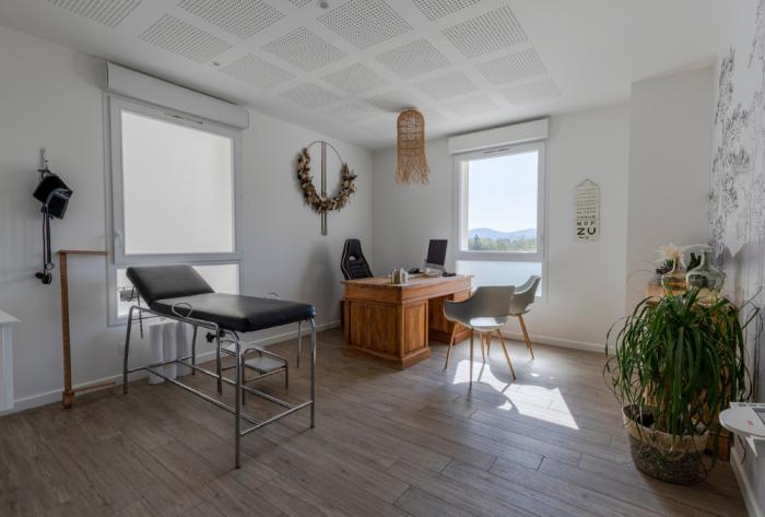Rénovation cabinet medical Lyon