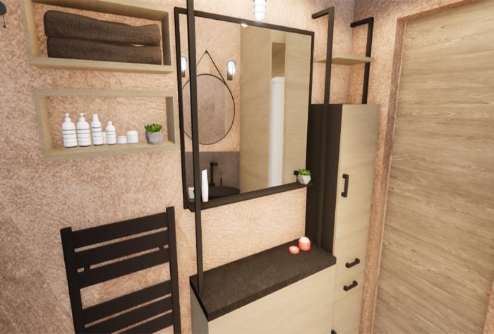 Aménagement salle de bain lyon