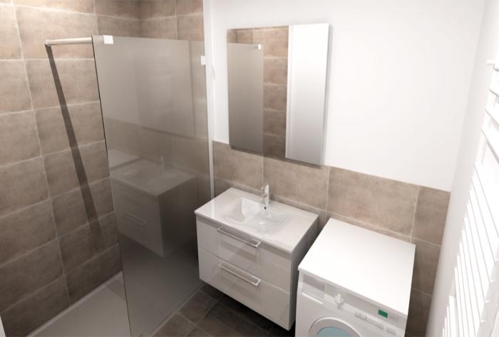 Etude de la rénovation complète d'un appartement