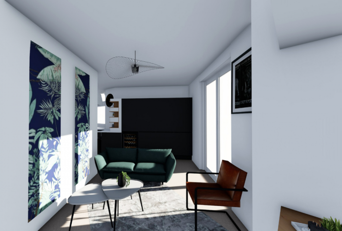 Rénovation appartement laval