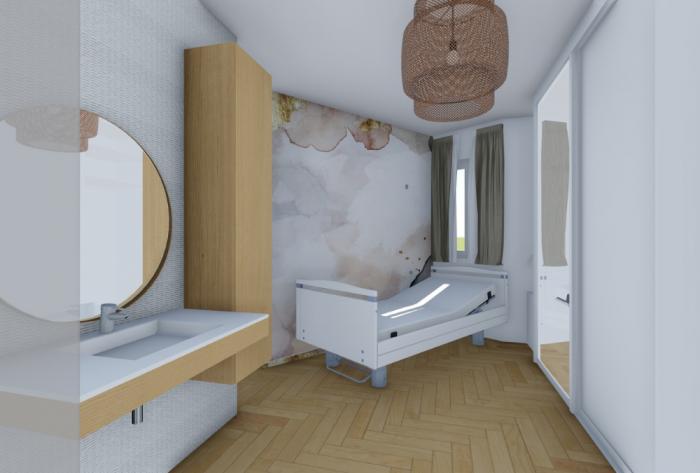 Aménagement intérieur PMR Haute Savoie