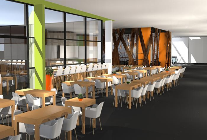 agencement restaurant Lyon